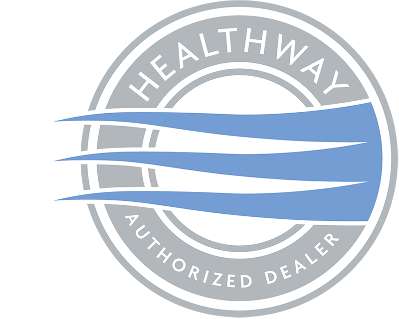 Authorized HealthWay Dealer in California